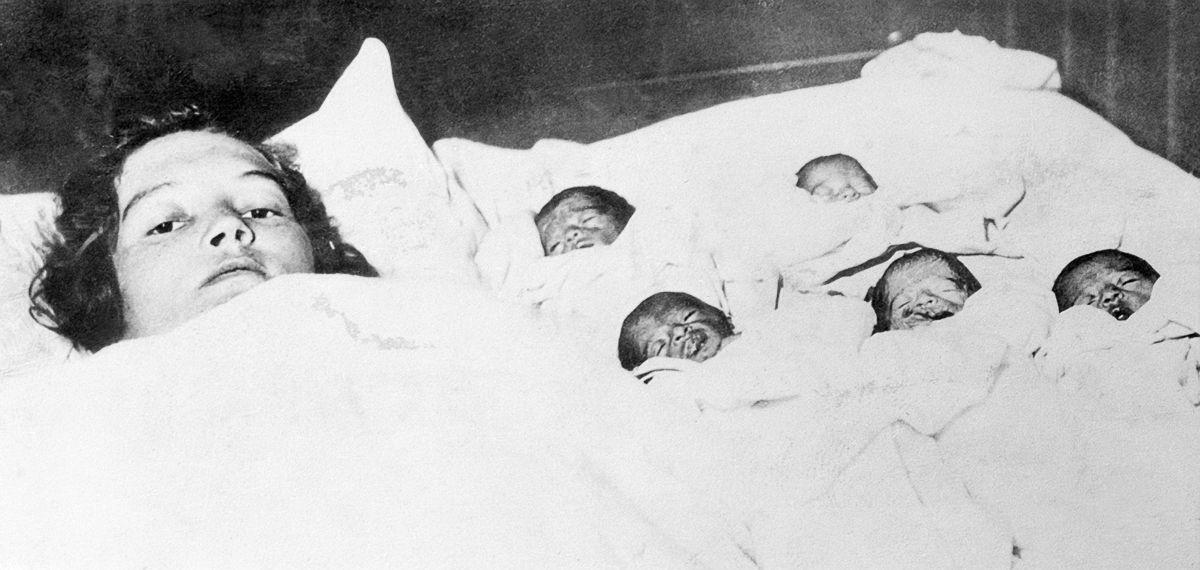 Cuộc đời kỳ lạ của 5 chị em sinh năm nổi tiếng nhất trong lịch sử - Ảnh 1.