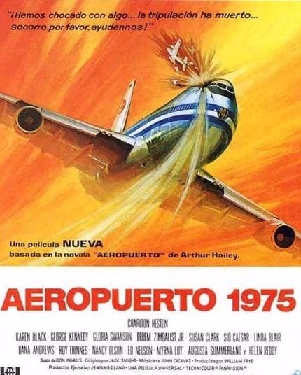 Aeropuerto 75 (1974, Jack Smight)