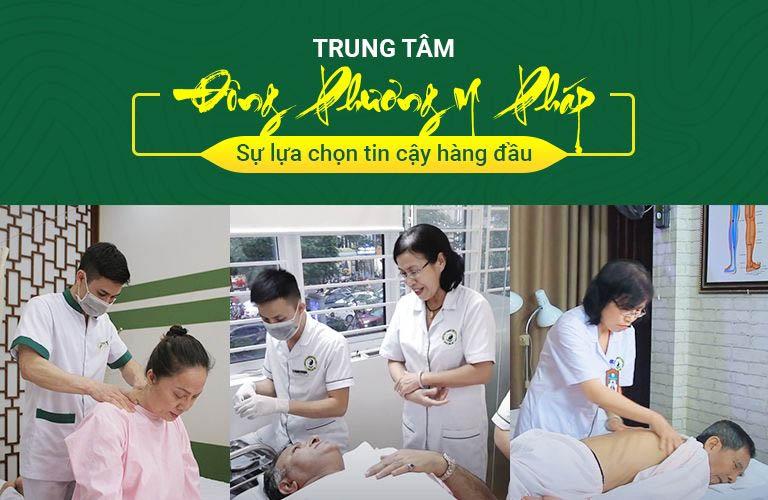 Trung tâm Đông phương Y pháp là sự lựa chọn ưu tiên của người bệnh mãn tính trên cả nướcTrung tâm Đông phương Y pháp là sự lựa chọn ưu tiên của người bệnh mãn tính trên cả nước