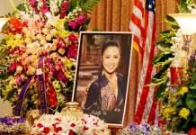 Tang lễ Michelle Võ