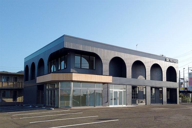 株式会社日昇本社。2019年8月に移転したばかりの新しいオフィスです。