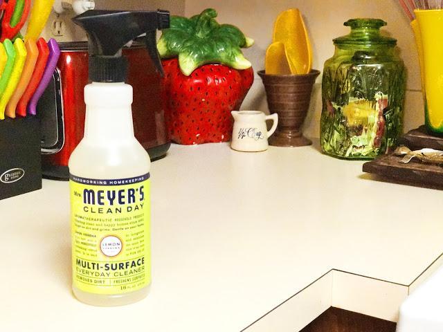 Mrs. Meyer'sⓇ, kitchen, cbias, collective bias, sponsored, Kroger Co.