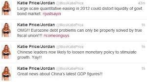 Katie Price-Jordan Tweets