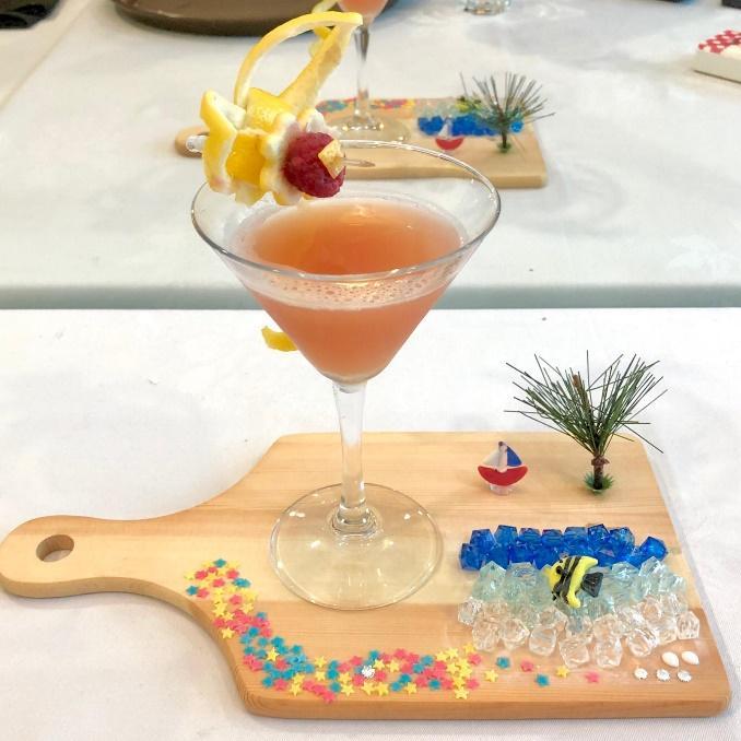 Sinh viên Viện Phát triển Quản lý Singapore (MDIS) đạt giải Nhất và Nhì Cuộc thi Pha chế Cocktail Singapore 2020 - Ảnh 3