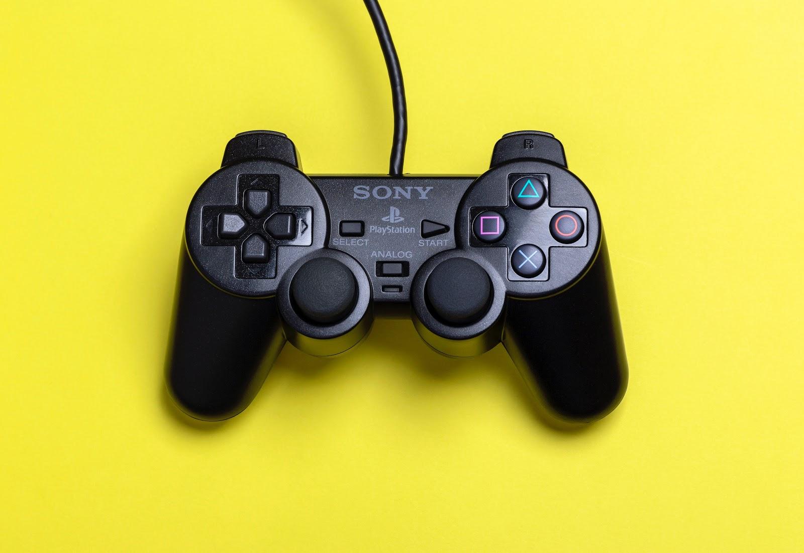 A PS3 controller