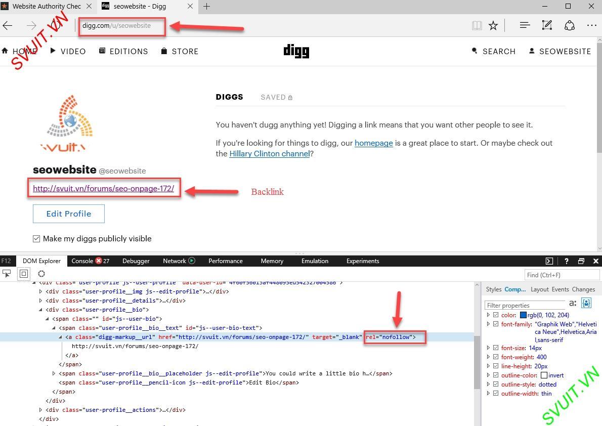 backlink on digg.com (10)