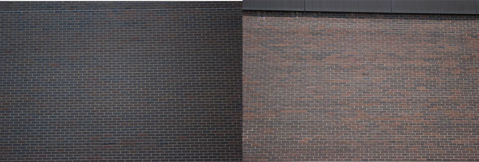 Image showing two brick textures