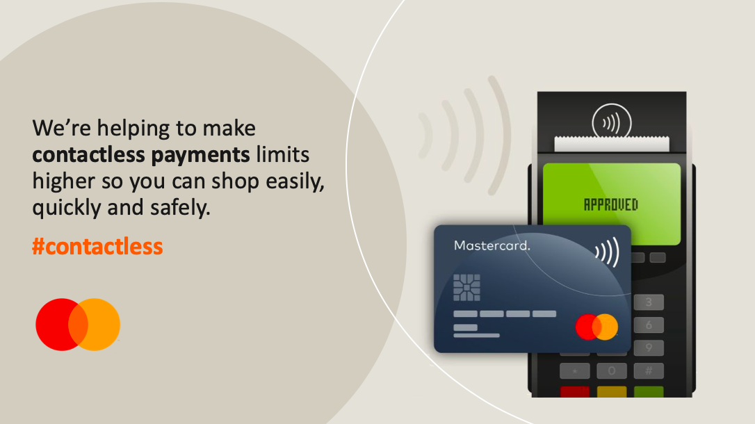 Mastercard advocates sufficient contactless payments limits to ensure faster, safer transactions - Metropoler