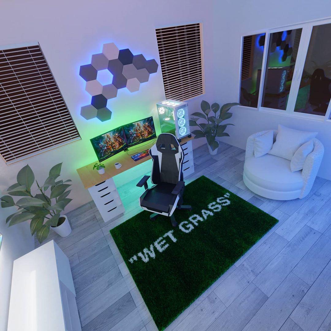 Gaming Room Design Ideas