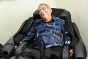 FFL Brands Donates Massage Chair to The Dream Foundation