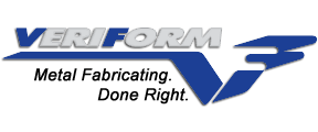 Veriform. Metal Fabricating. Done Right.