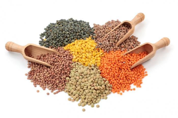 Lentils to boost your fitness