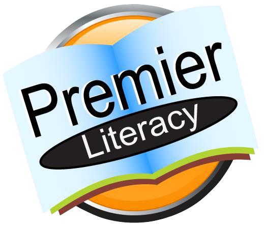 Premier Literacy logo