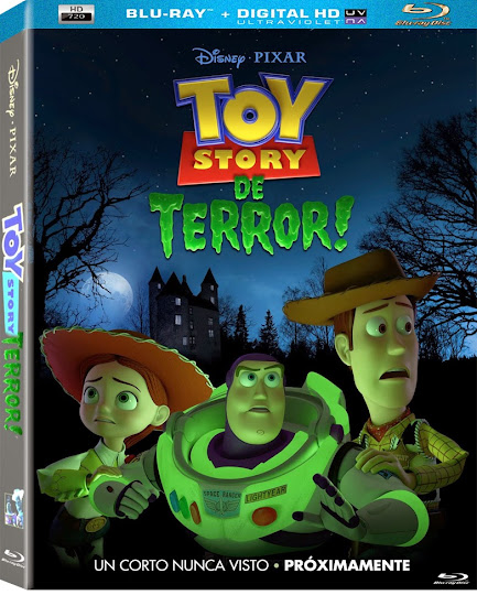 Toy Story de Terror (2014) BDRip Bluray 720p Dublado torrent