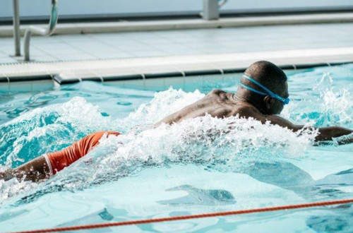 Swimming Date London