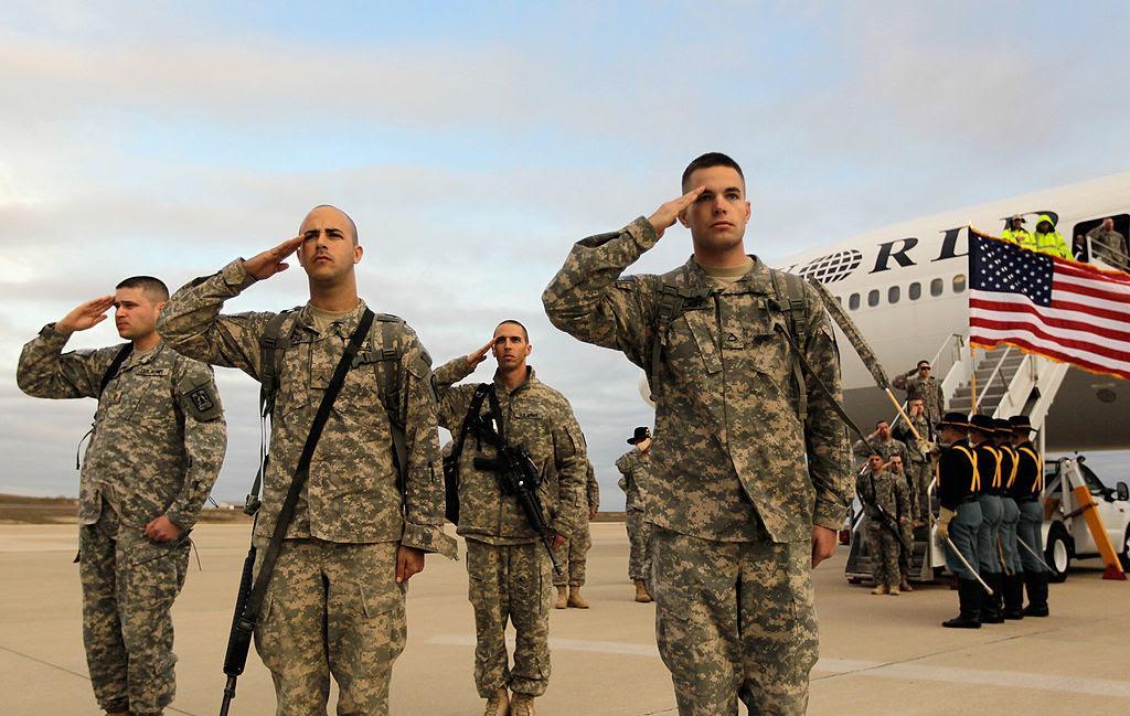 Hoa Kỳ đang chuẩn bị cho 'Chiến tranh bất thường' với Trung Quốc và Nga