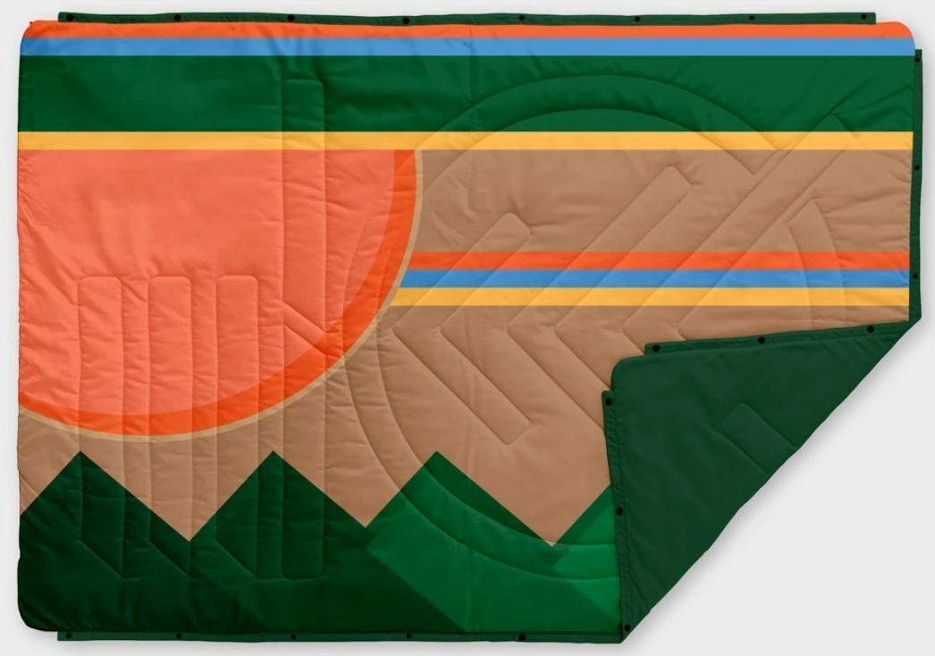 VOITED Recycled Ripstop Camping Blanket