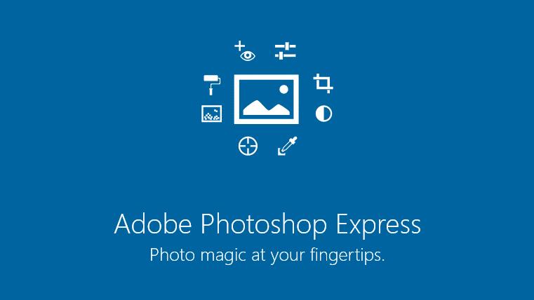 Adobe Photoshop Express: Best photoshop alternative