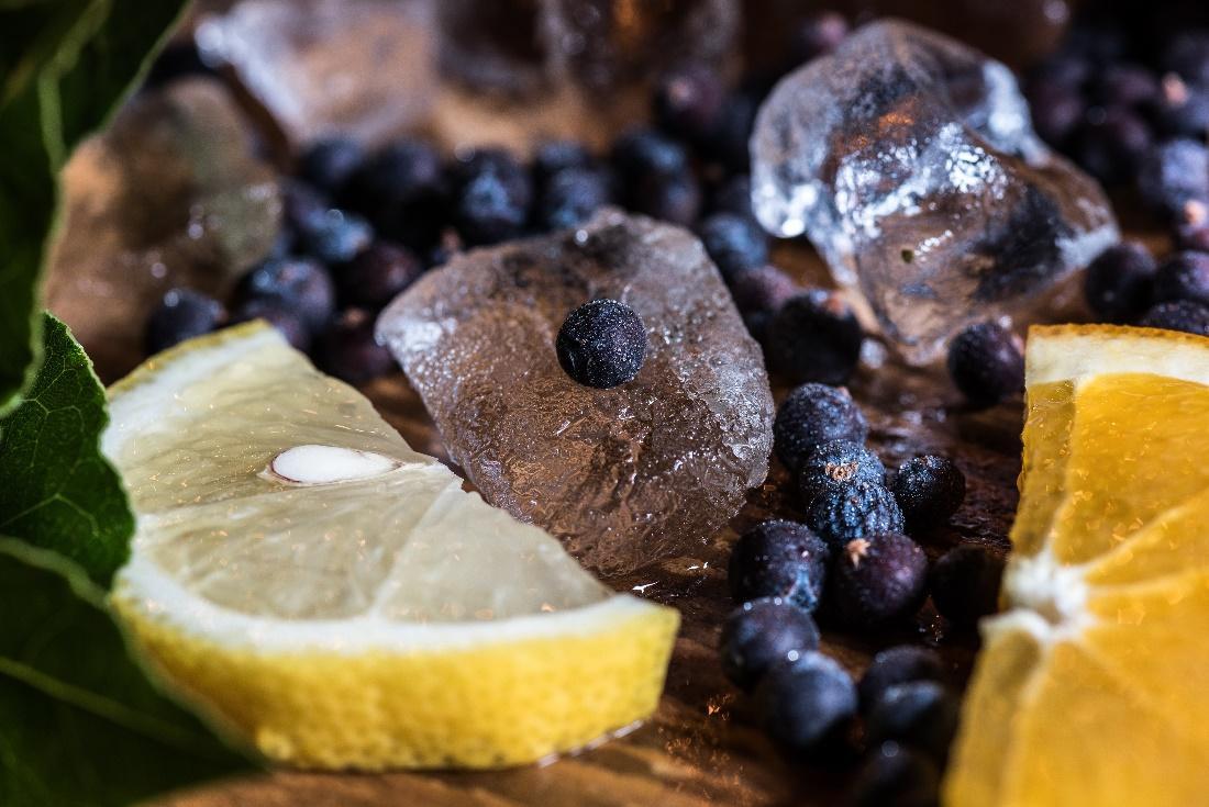 Lemon & Blueberry Bars