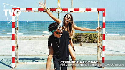 Corinne bailey rae put your records on (aslove & mia wray cover.