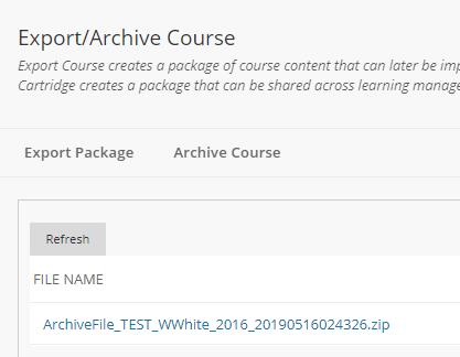 Scholar Archive Success