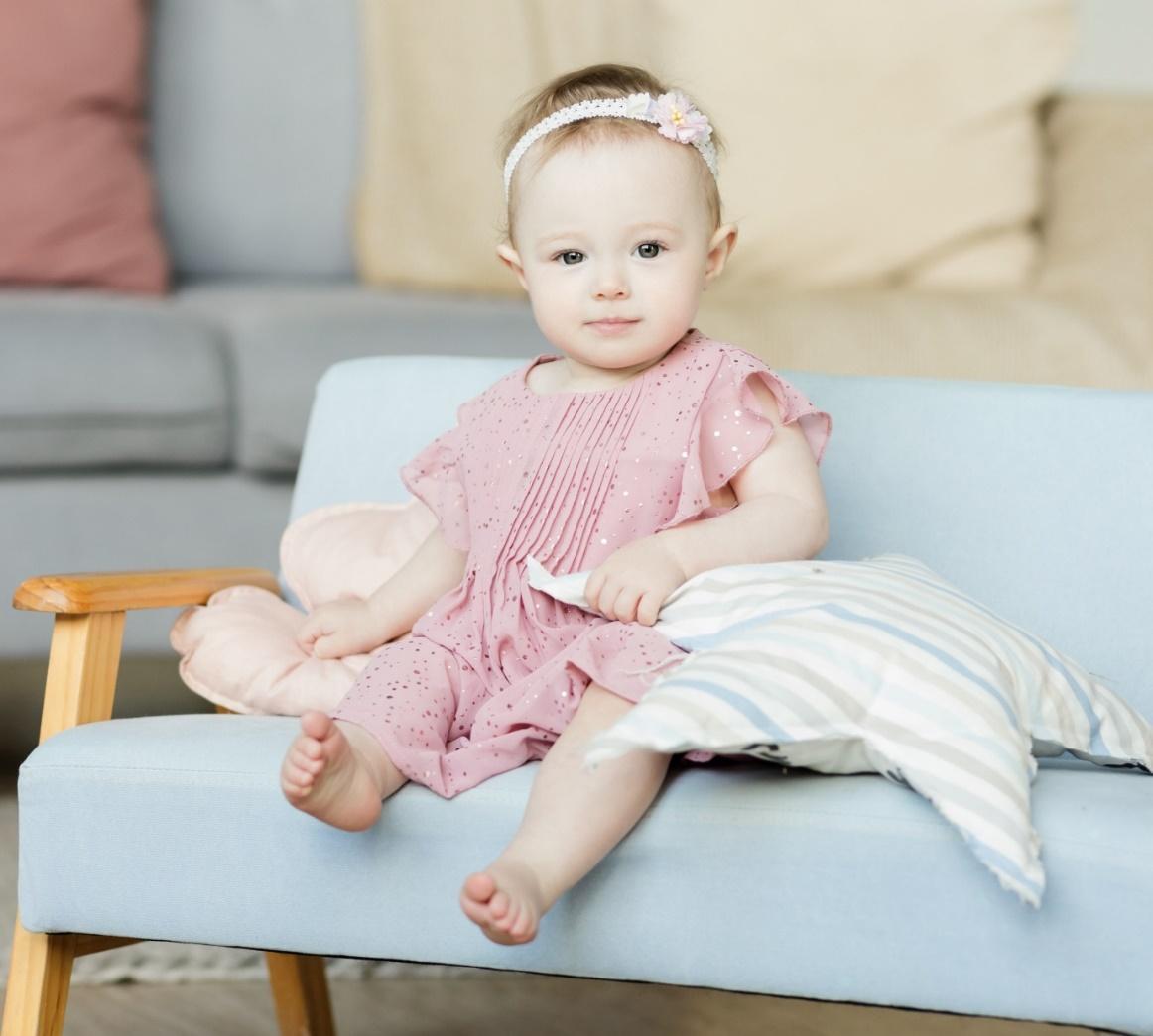 Pretty baby expression