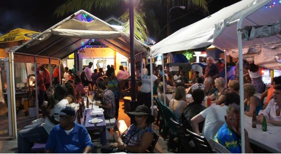 oistins fish grill is a restaurant close to Barbados Golf Club for travellers to eat dinner