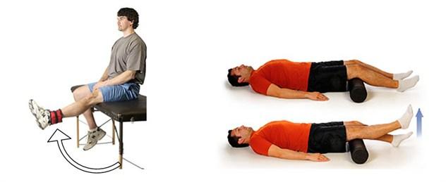 Bài tập điều trị phục hồi chức năng suy giãn tĩnh mạch chân