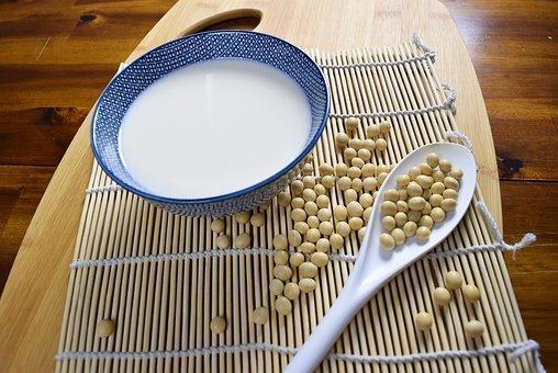 Soy, Soybean, Soy Milk, 黄豆, 豆浆, Soy, Soy