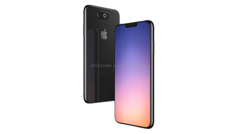 Sforum - Trang thông tin công nghệ mới nhất iphone-xi-2019-compareraja-2-960x540 iPhone 11 rò rỉ thiết kế siêu đẹp với 3 camera sau nằm ngang, tai thỏ nhỏ hơn