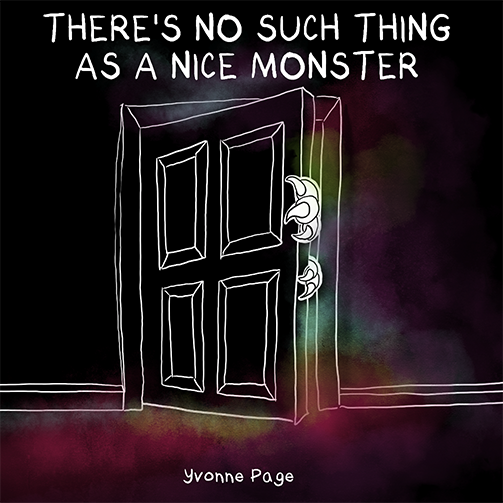 There's No Such Thing as a Nice Monster cover