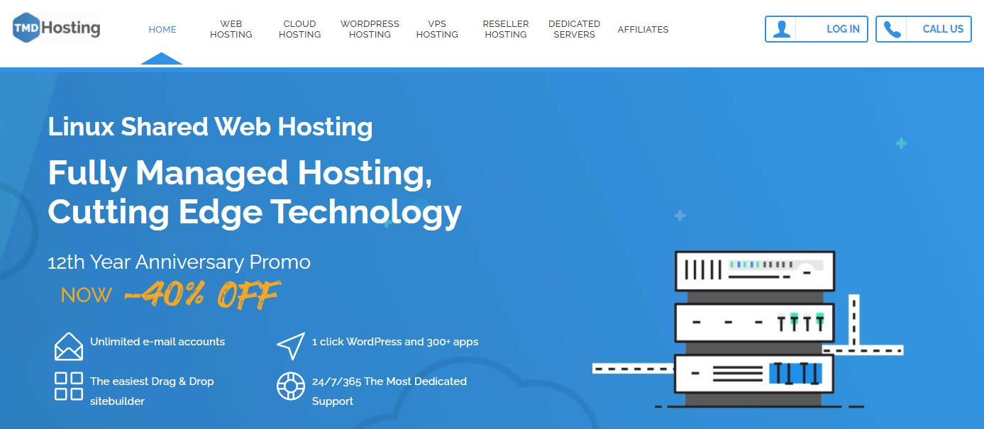 TMD Hosting Windows Cloud Services