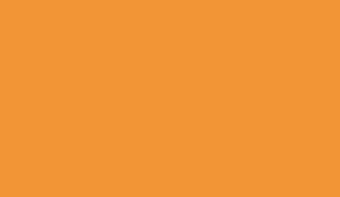 Block of the color orange