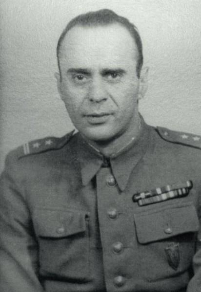 Юзеф Рожаньский (Йозек Гольдберг) — правовед, исследователь марксизма и прямой агент НКВД. Информатор советских коммунистов о настроениях коммунистов польских