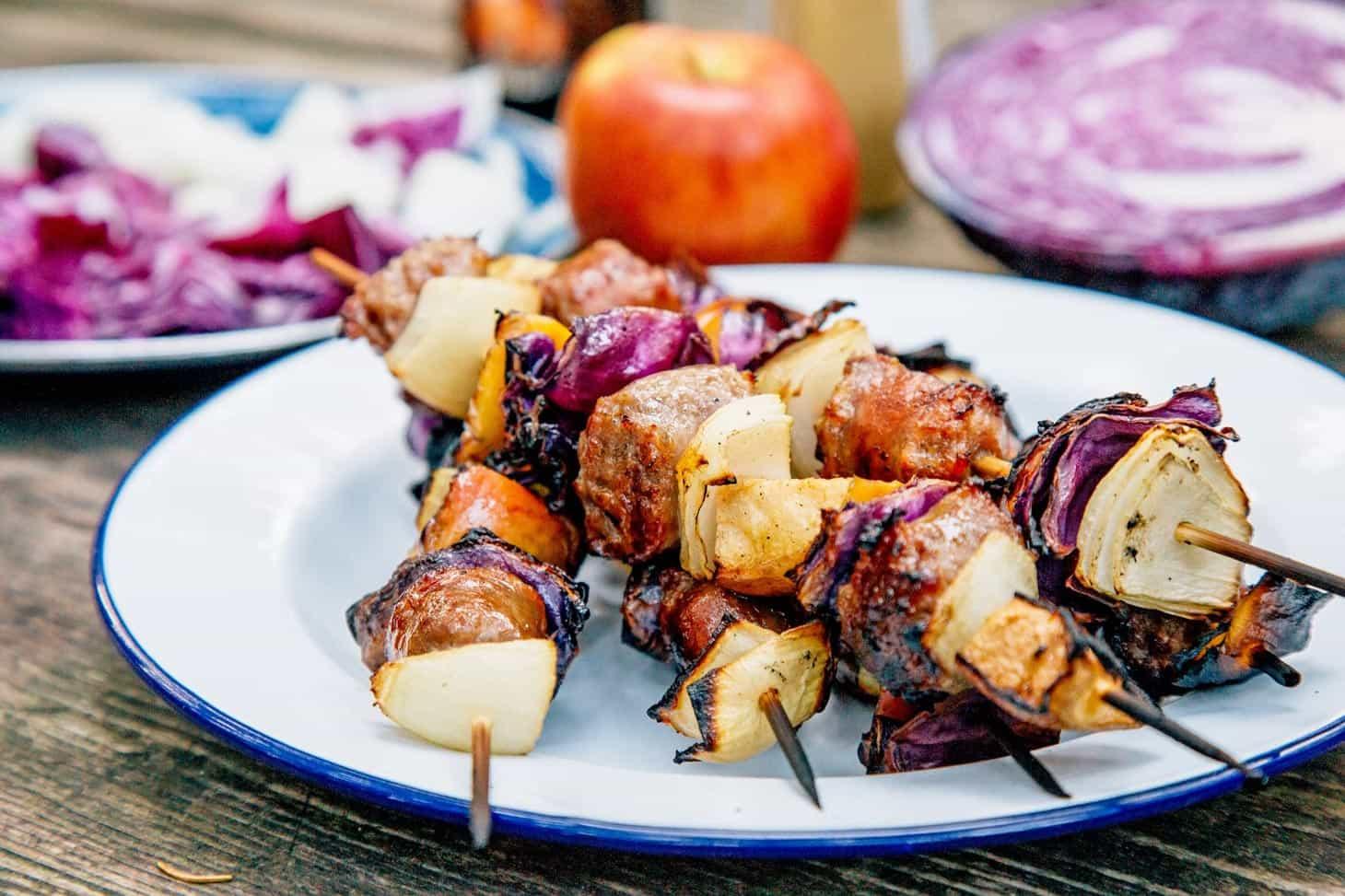campfire kebabs
