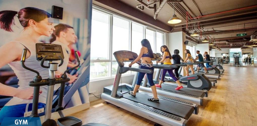 phòng tập gym căn hộ kingston