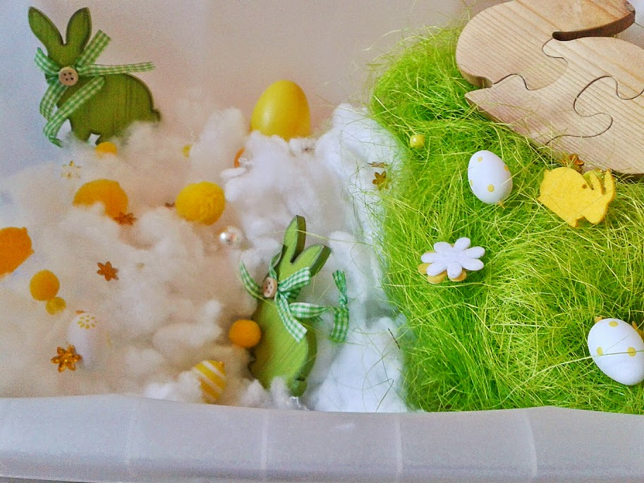 Welcome to Mommyhood: Easter Toddler Activities