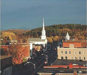 Littleton, NH. Wonderful town in the White Mountains with the best coop  around for fresh vegetables and other lo… | Small town america, Small towns  usa, Small towns