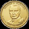 Warren Harding dollar