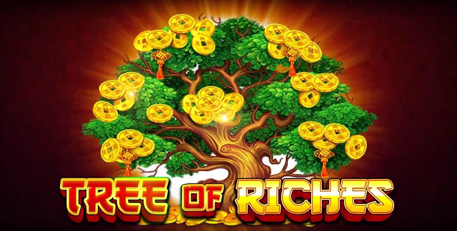 Game Judi Slot Online Tree Of Riches Pragmatic Play Resmi