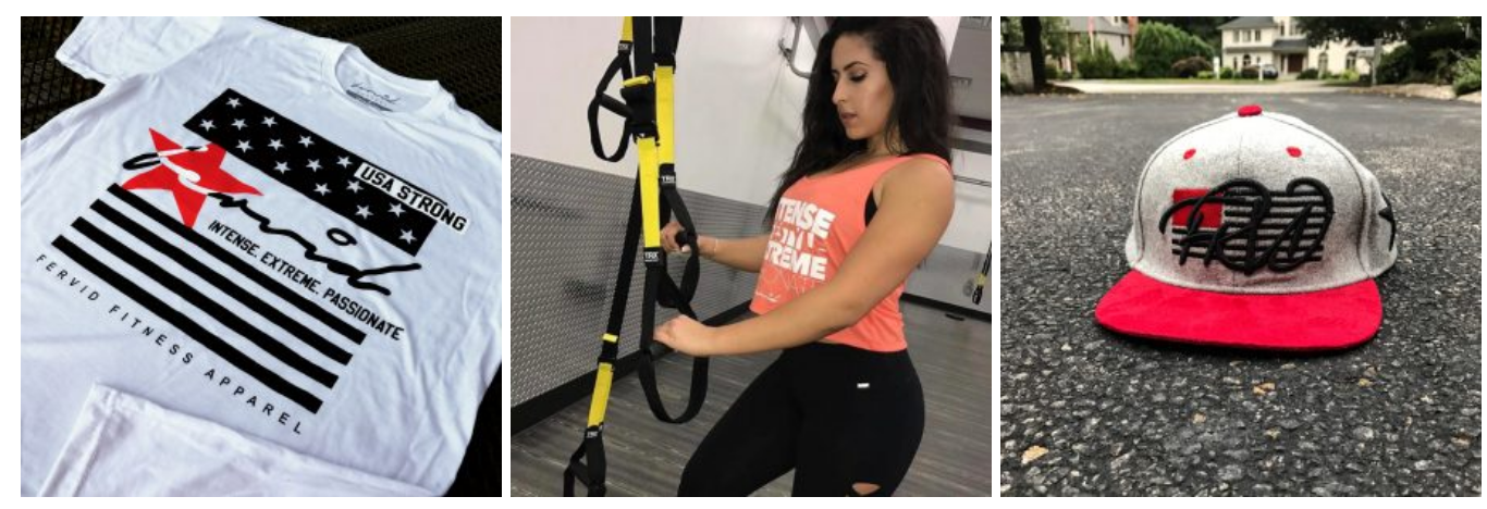 Get Charged Up for Your Workout | Fervid Fitness Apparel