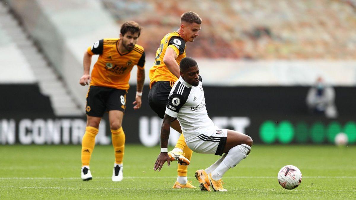 Fulham đã để thua Wolverhampton 0-1 ở trận lượt đi