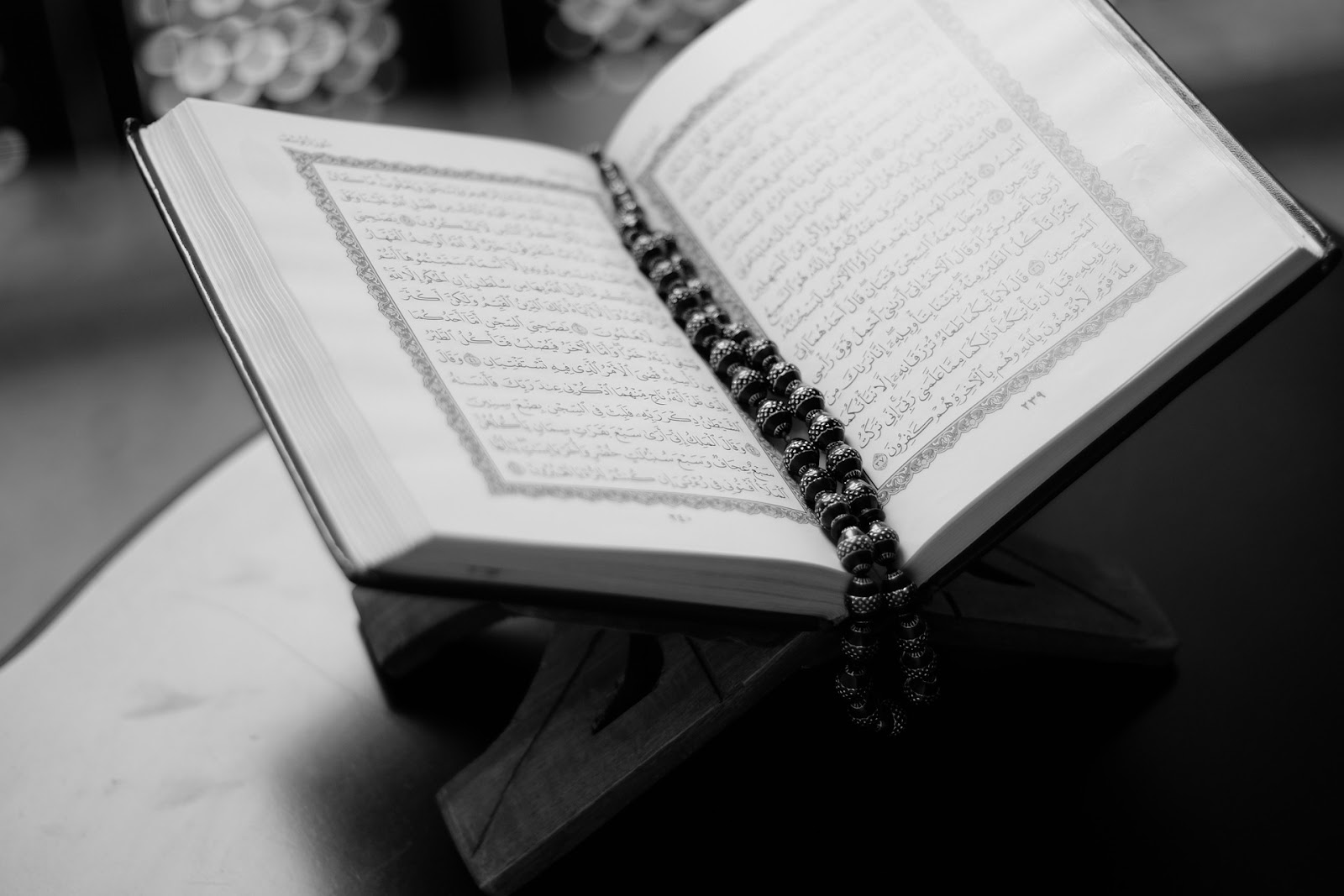 No blanket prohibition in the Quran against befriending non-Muslims