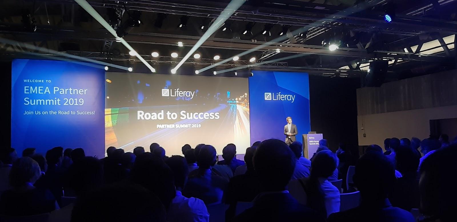 a Liferay bemutatta a júniusban piacra dobott Liferay B2B Digital Commerce Platform új termékét