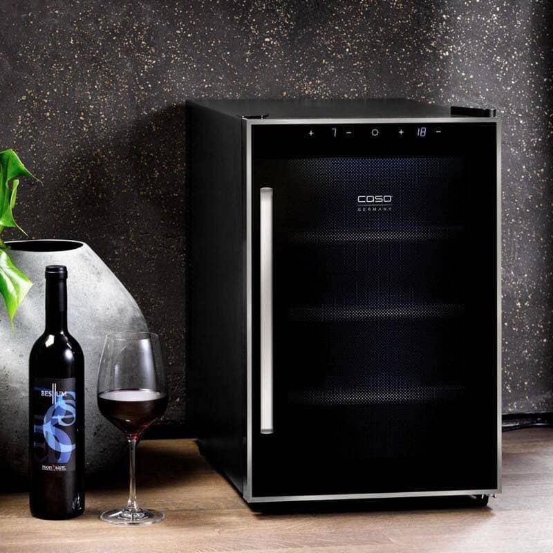 Tủ Bảo Quản Rượu Vang Caso Wine Safe 12 Chai
