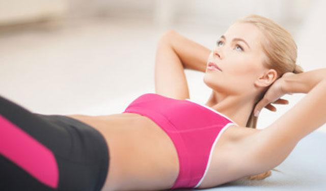 7 Easy Simple Pilates Moves For a Core Workout