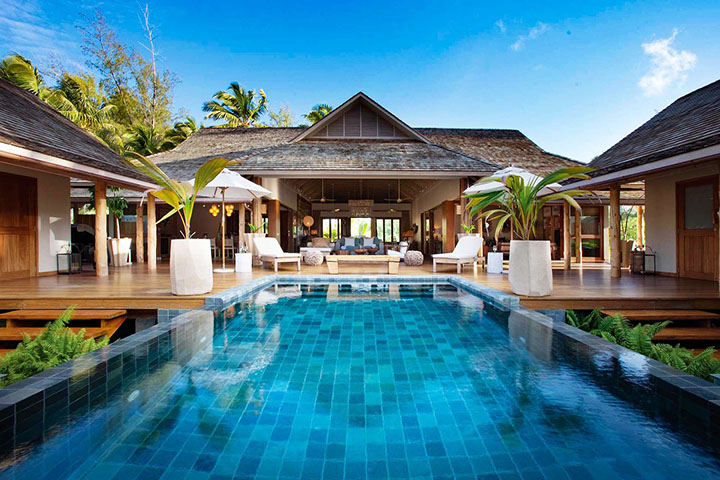 Cần đảm bảo các tiêu chuẩn thiết kế khu nghỉ dưỡng
