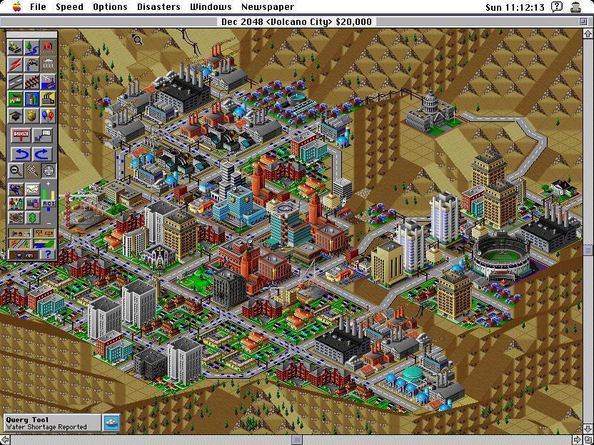 SimCity VIdeo Game - Techsurff