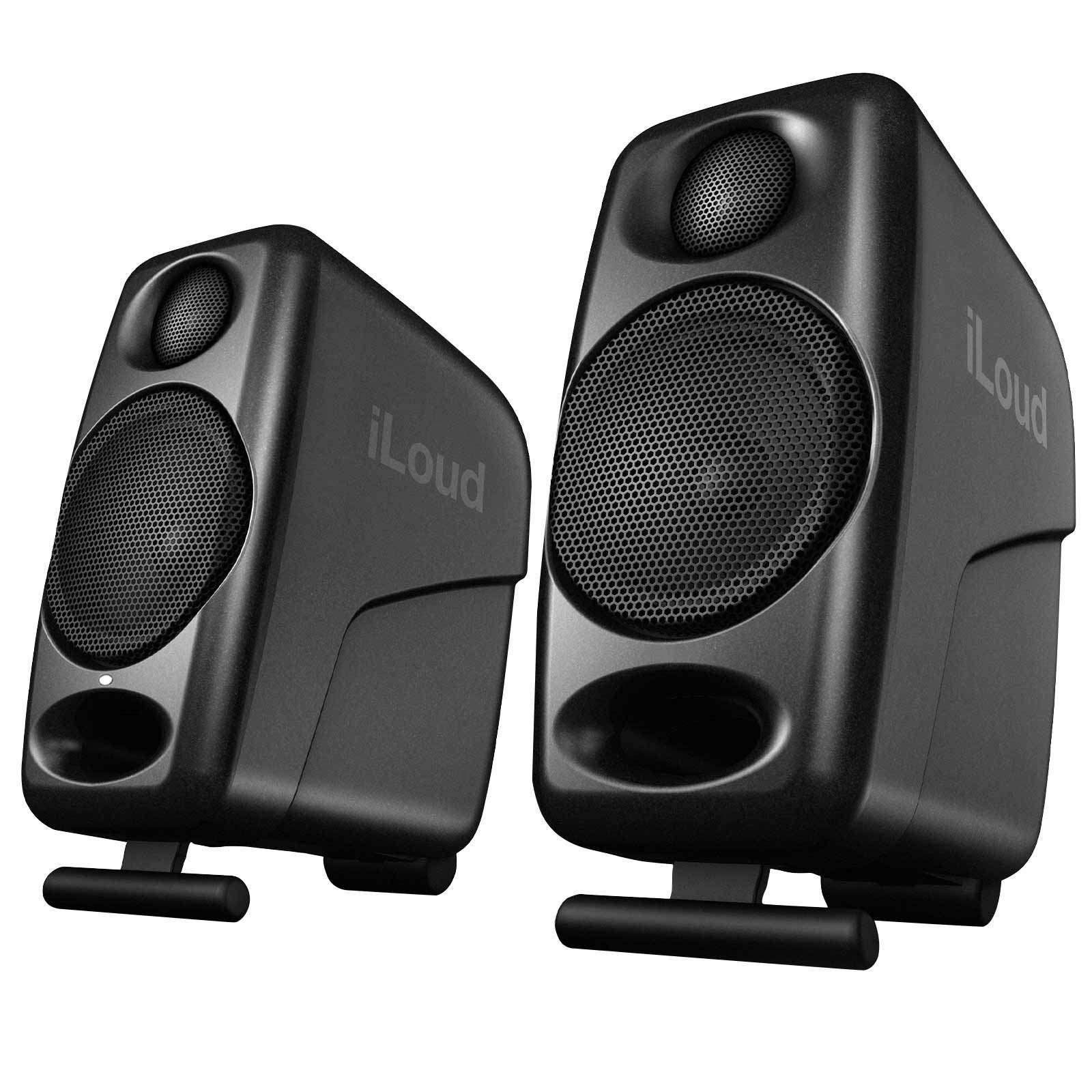 IK Multimedia iLoud Micro Monitors Ultra With Bluetooth - Best Solution For Limited Space